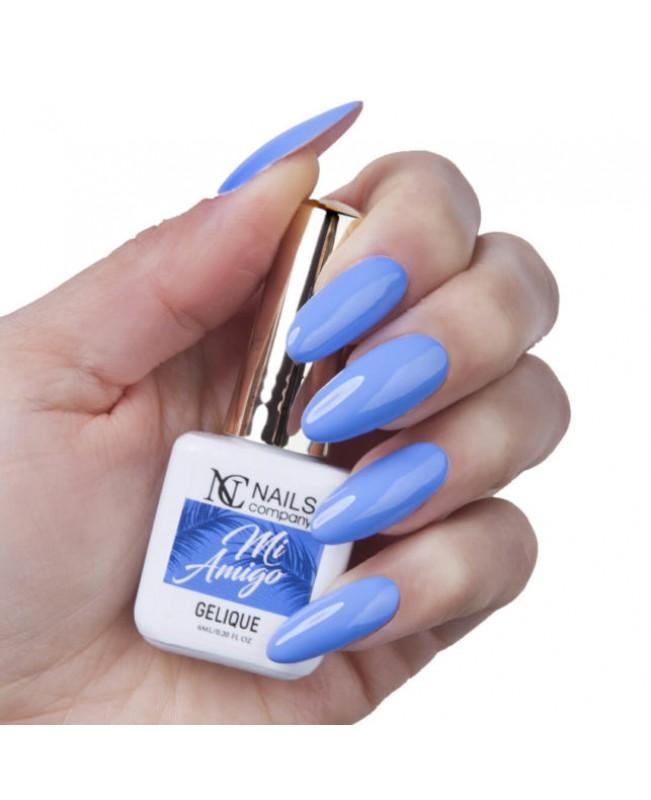 Nc Nails Ημιμόνιμα Χρώματα Mi Amigo 6ml