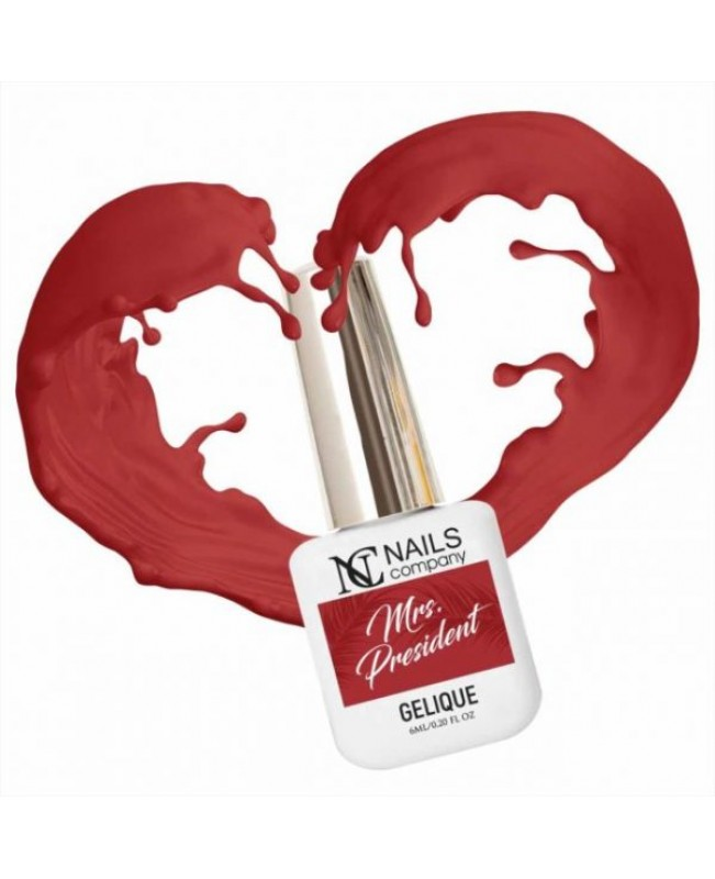 Nc Nails Ημιμόνιμα Χρώματα Mrs. President 6ml