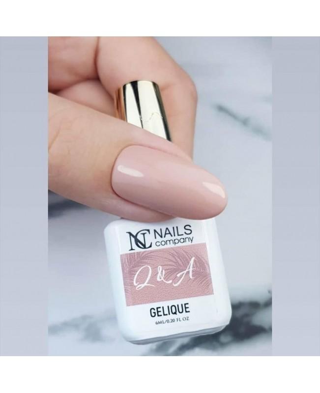 Nc Nails Ημιμόνιμα Χρώματα Q & A 6ml
