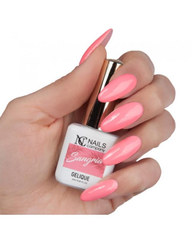 Nc Nails Ημιμόνιμα Χρώματα Sangria 6ml