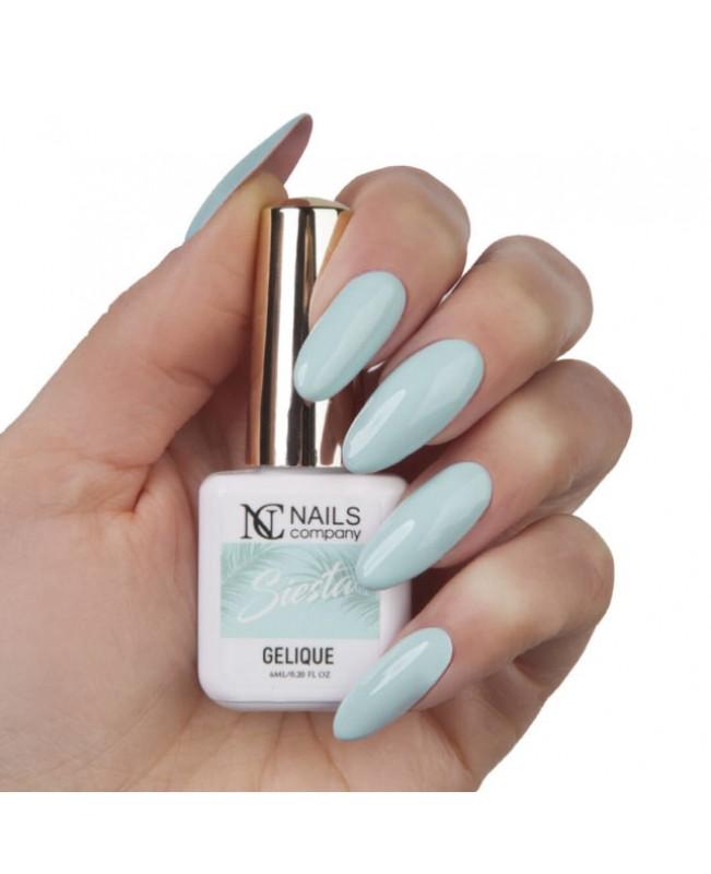 Nc Nails Ημιμόνιμα Χρώματα Siesta 6ml