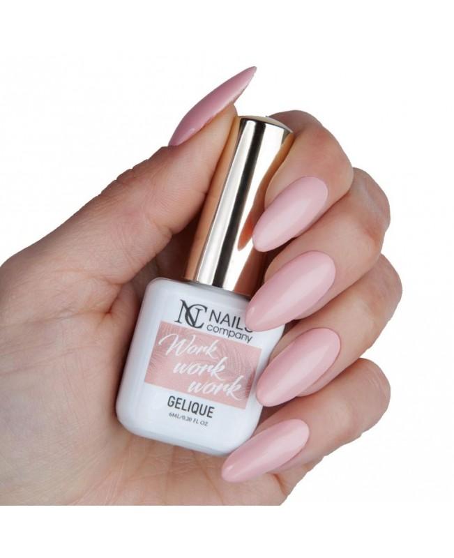 Nc Nails Ημιμόνιμα Χρώματα Work Work Work 6ml
