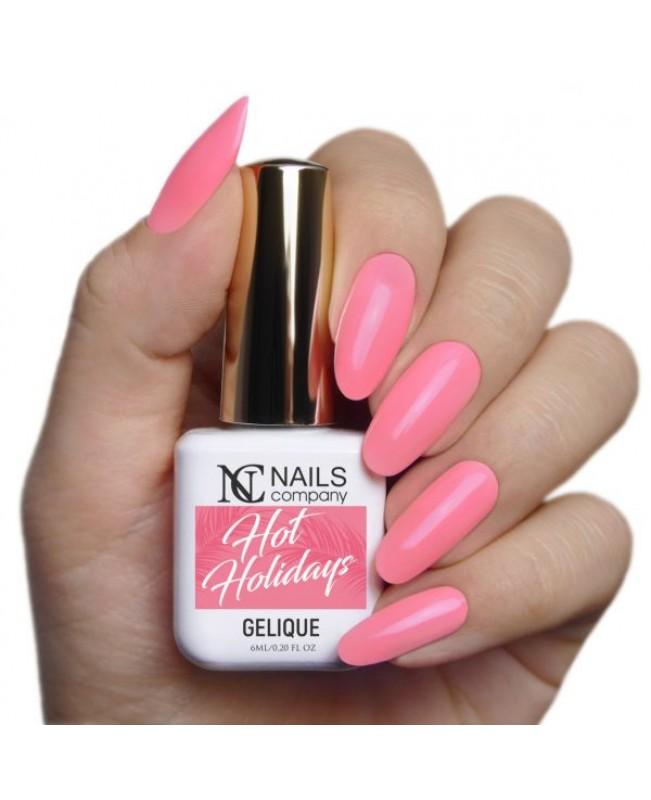 Nc Nails Ημιμόνιμα Χρώματα Hot Holidays 6ml