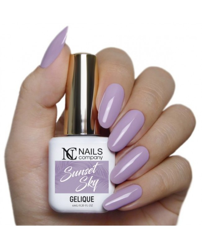 Nc Nails Ημιμόνιμα Χρώματα Sunset Sky 6ml