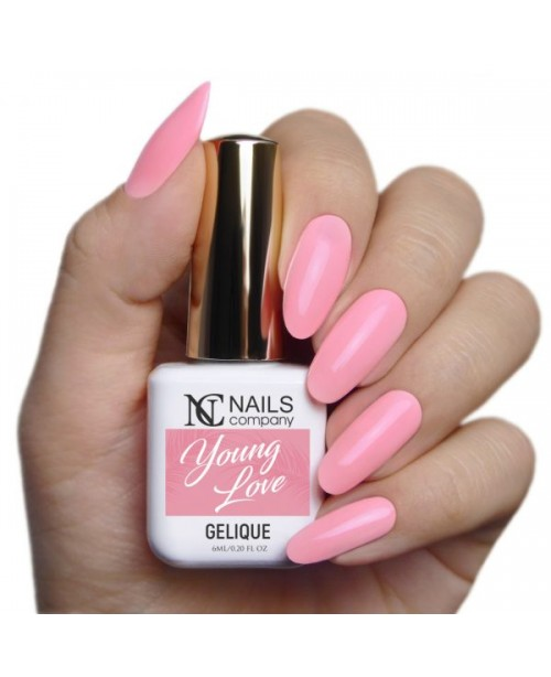 Nc Nails Ημιμόνιμα Χρώματα Young L...
