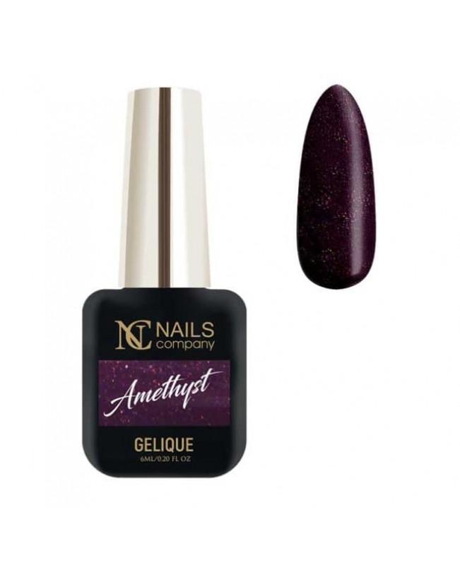 Nc Nails Ημιμόνιμα Χρώματα Amethyst 6ml