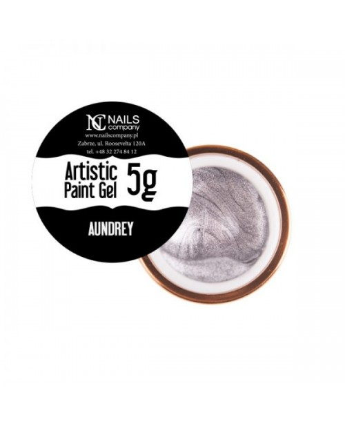 NC Nails Artistic Paint Gel Aundrey 5gr