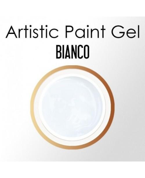 NC Nails Artistic Paint Gel Bianco 5gr