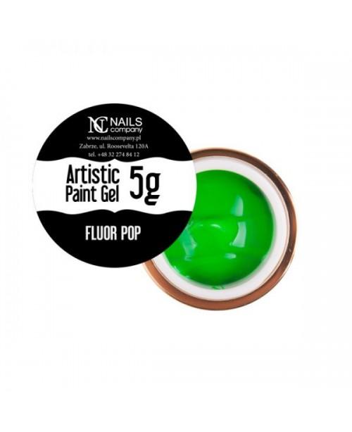 NC Nails Artistic Paint Gel Fluor Pop 5gr