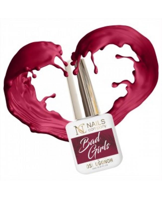 Nc Nails Ημιμόνιμα Χρώματα Bad Girls 6ml