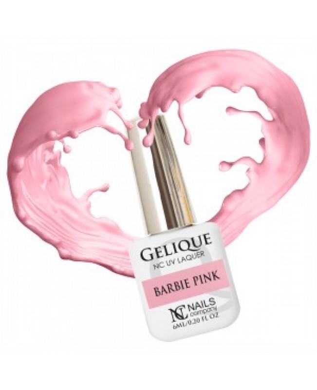 Nc Nails Ημιμόνιμα Χρώματα Barbie Pink 6ml