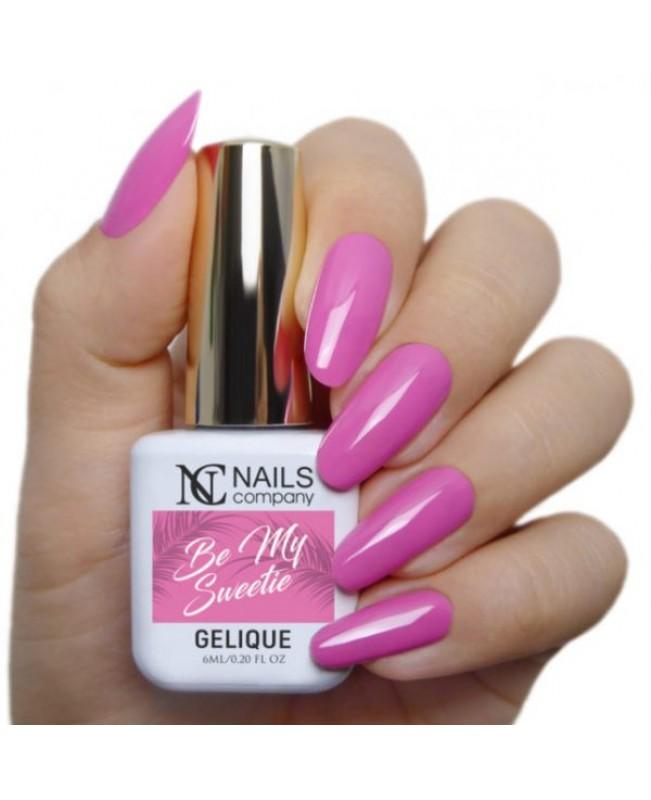 Nc Nails Ημιμόνιμα Χρώματα Be My Sweetie 6ml