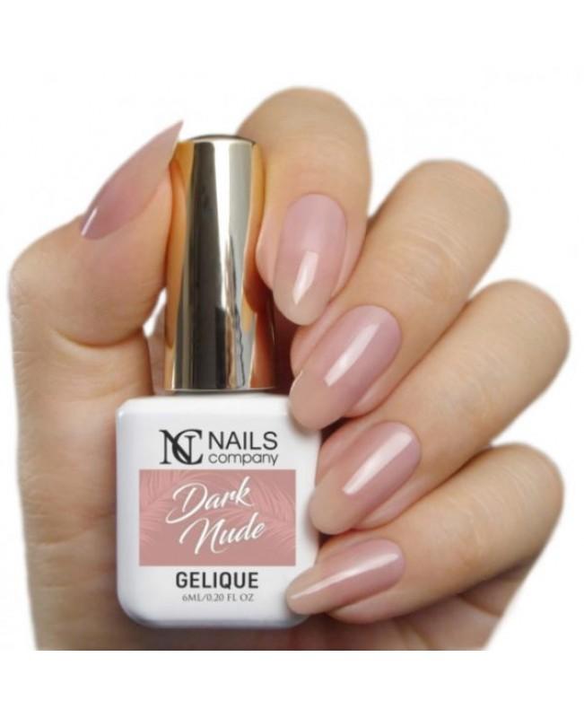 Nc Nails Ημιμόνιμα Χρώματα Dark Nude 6ml
