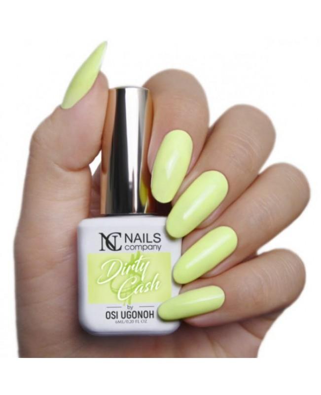 Nc Nails Ημιμόνιμα Χρώματα Dirty Cash 6ml