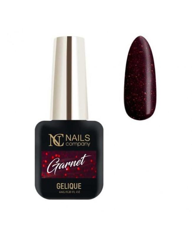 Nc Nails Ημιμόνιμα Χρώματα Garnet 6ml