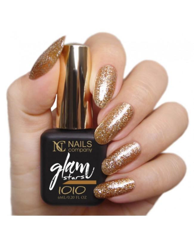 Nc Nails Ημιμόνιμα Χρώματα Glam Stars 1010 6ml