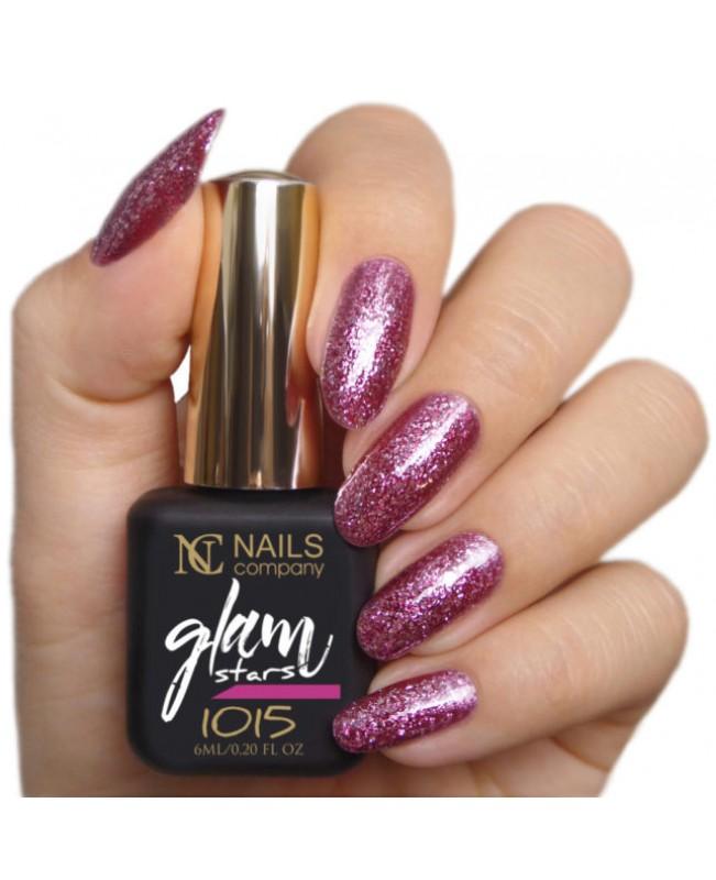 Nc Nails Ημιμόνιμα Χρώματα Glam Stars 1015 6ml