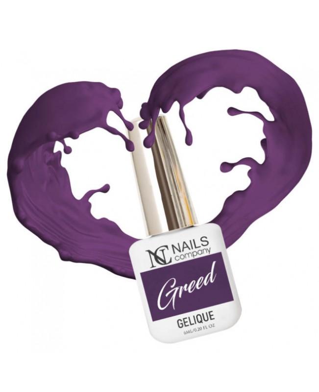 Nc Nails Ημιμόνιμα Χρώματα Greed 6ml