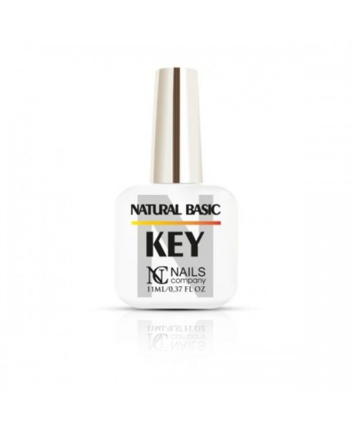 Nc Nails Natural Basic Key 11ml