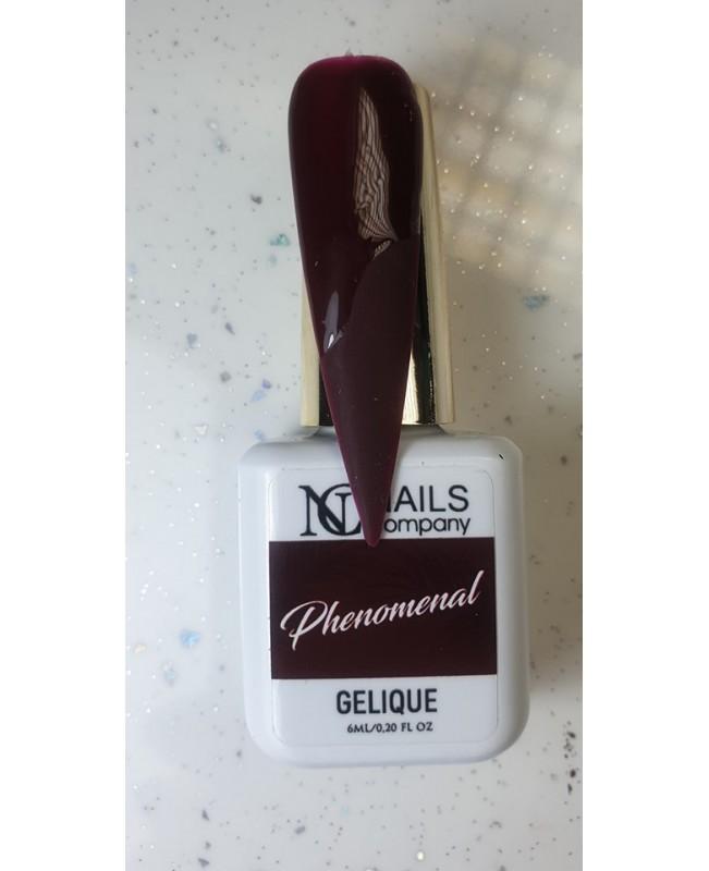 Nc Nails Ημιμόνιμα Χρώματα Phenomenal 6ml