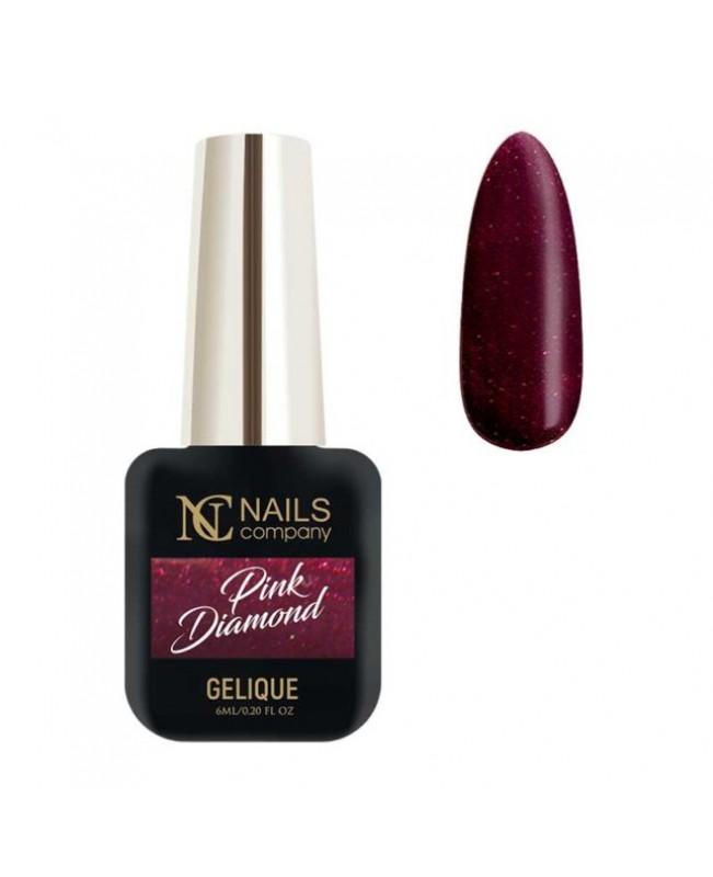 Nc Nails Ημιμόνιμα Χρώματα Pink Diamond 6ml