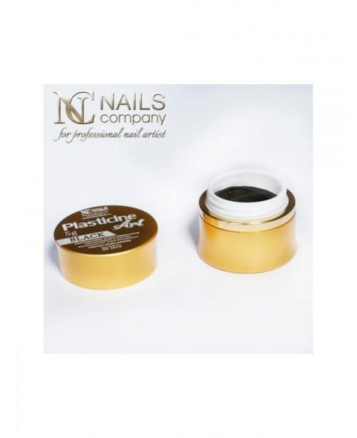 NC Nails Plasteline Art Black 5gr