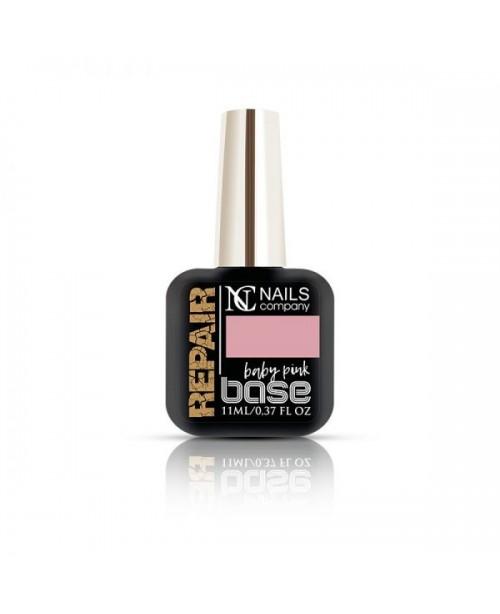 Nc Nails Repair Base Baby Pink 11ml