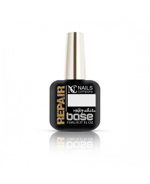 Nc Nails Repair Base Milky White 11ml