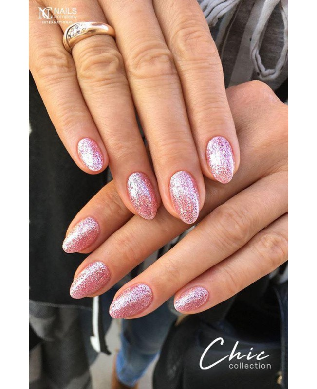 Nc Nails Ημιμόνιμα Χρώματα Rose Gold 6ml