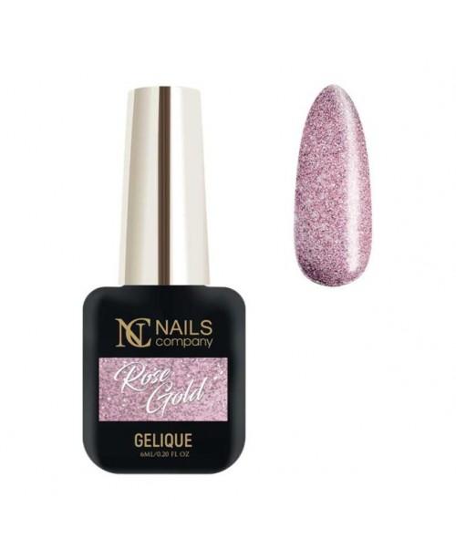 Nc Nails Ημιμόνιμα Χρώματα Rose Go...