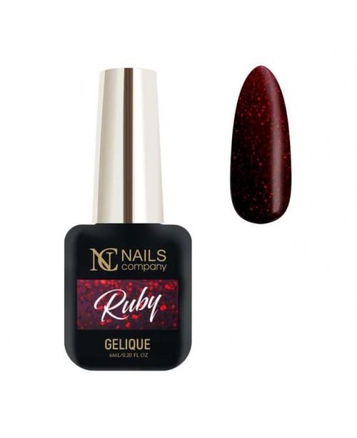 Nc Nails Ημιμόνιμα Χρώματα Ruby 6m...