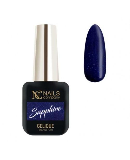 Nc Nails Ημιμόνιμα Χρώματα Sapphir...