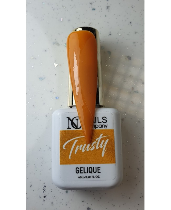 Nc Nails Ημιμόνιμα Χρώματα Trusty 6ml