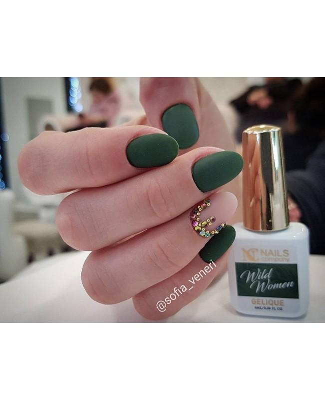 Nc Nails Ημιμόνιμα Χρώματα Wild Women 6ml