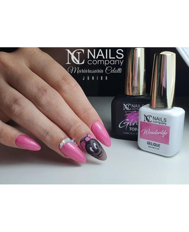 Nc Nails Ημιμόνιμα Χρώματα Wonderlife 6ml