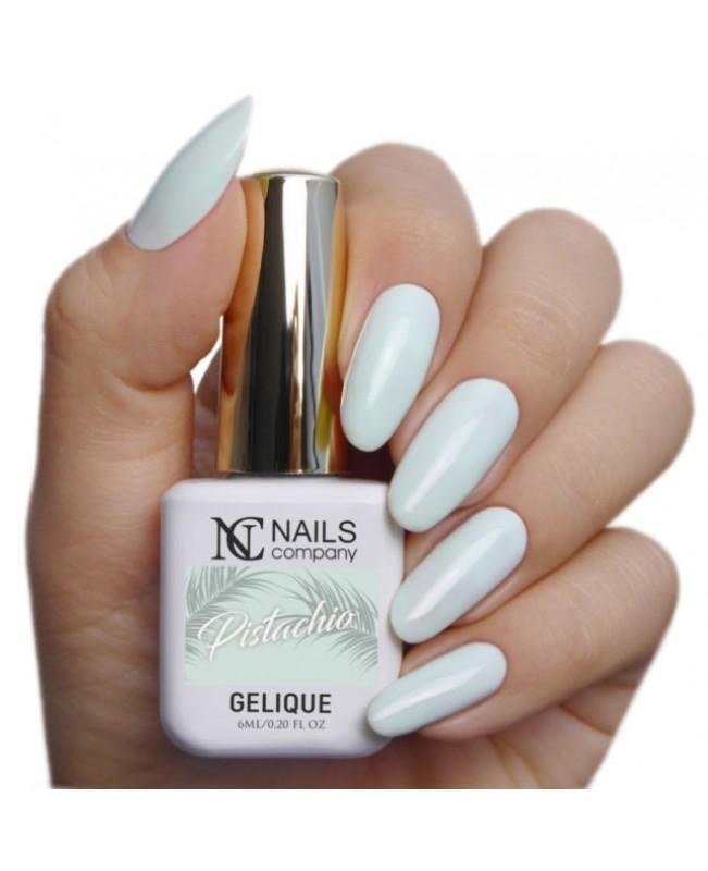 Nc Nails Ημιμόνιμα Χρώματα Pistachio 6ml