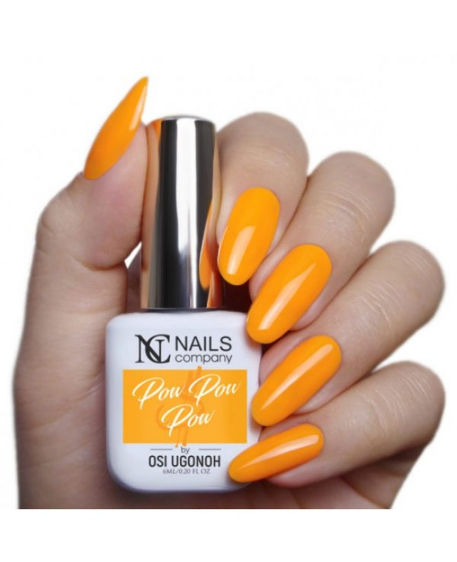 Nc Nails Ημιμόνιμα Χρώματα Pow Pow Pow 6ml