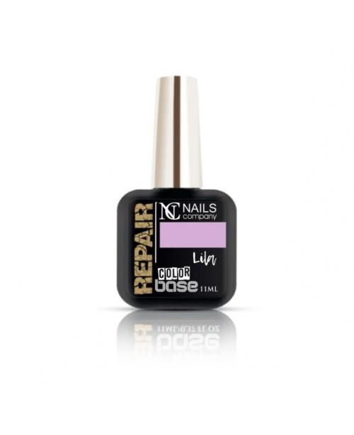 Nc Nails Repair Base Color Lila 11ml
