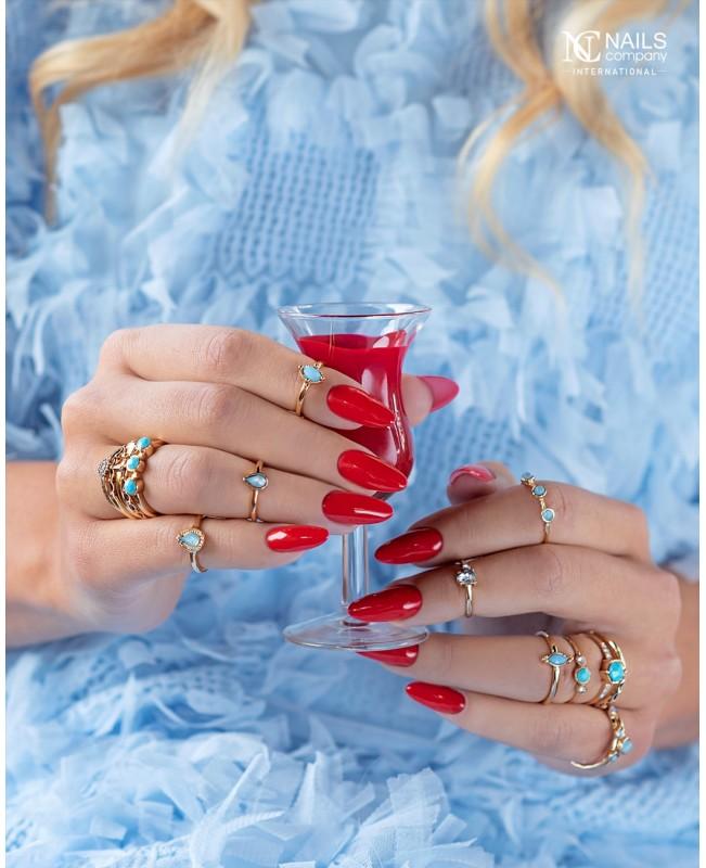 Nc Nails Ημιμόνιμα Χρώματα Royal Garden's 6ml