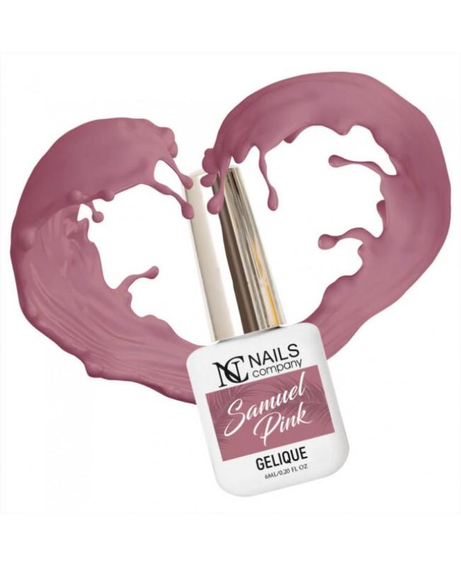 Nc Nails Ημιμόνιμα Χρώματα Samuel Pink 6ml