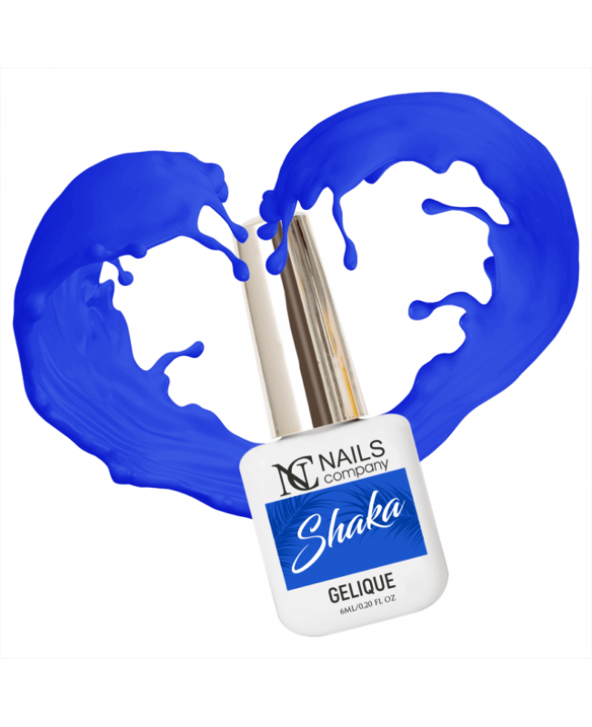 Nc Nails Ημιμόνιμα Χρώματα Shaka 6ml