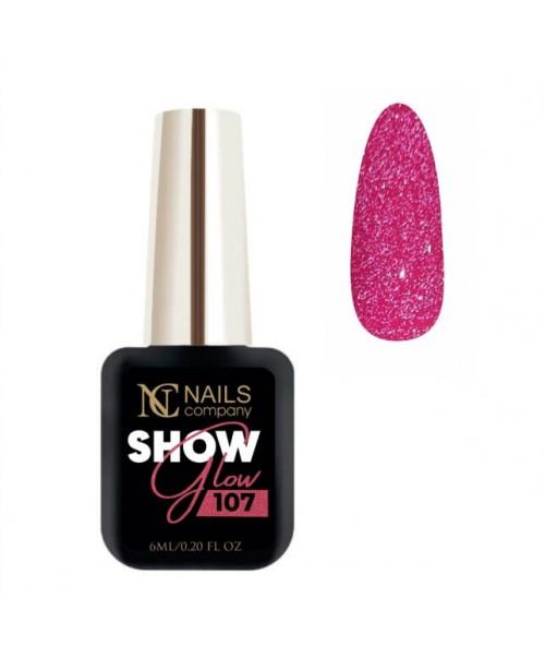 Nc Nails Ημιμόνιμα Χρώματα Show Gl...