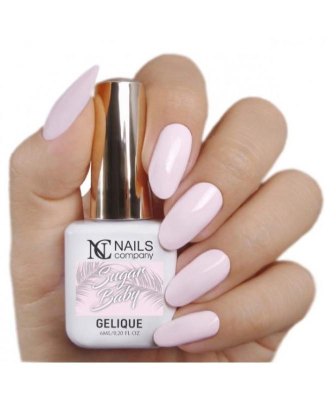 Nc Nails Ημιμόνιμα Χρώματα Sugar Baby 6ml