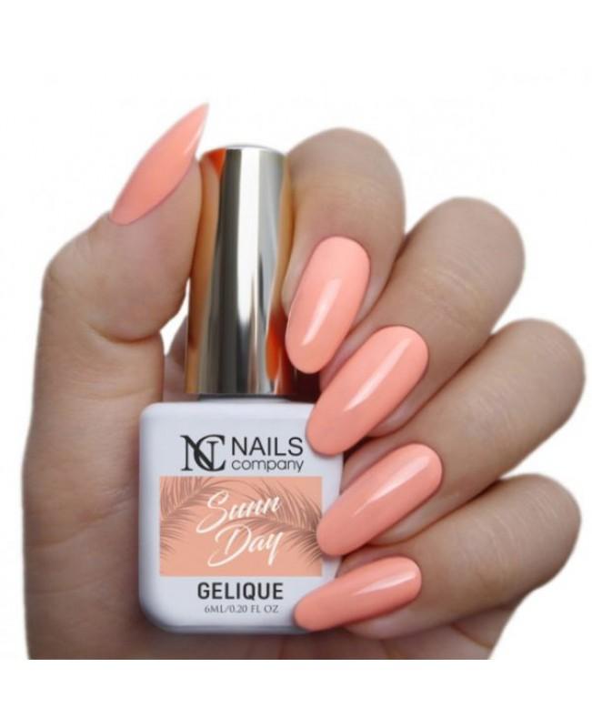 Nc Nails Ημιμόνιμα Χρώματα Sunny Day 6ml