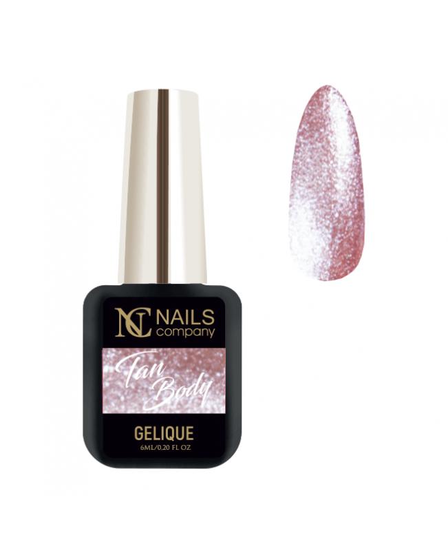 Nc Nails Ημιμόνιμα Χρώματα Tan Body 6ml