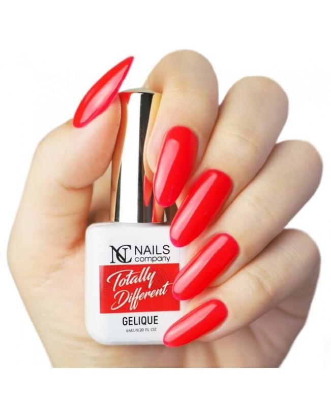 Nc Nails Ημιμόνιμα Χρώματα Totally Different 6ml