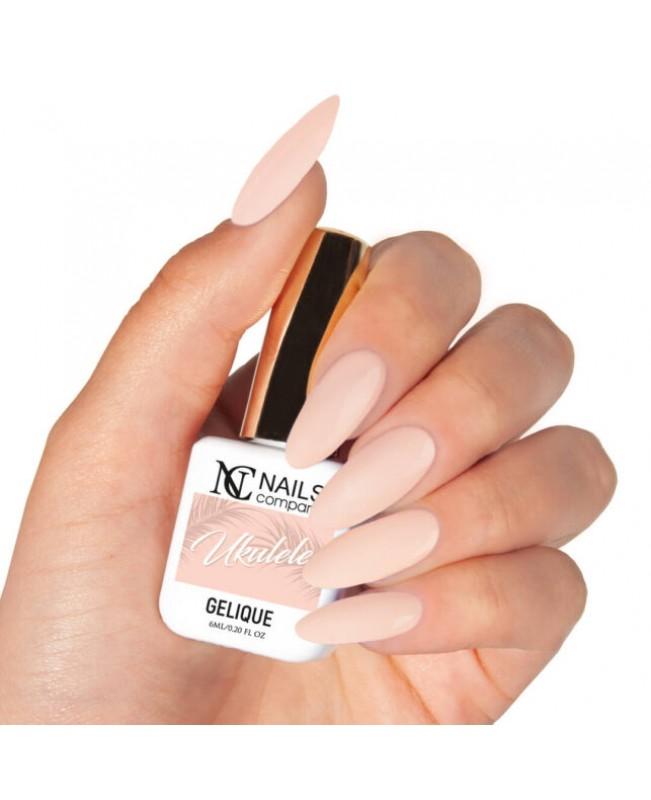 Nc Nails Ημιμόνιμα Χρώματα Ukulele 6ml