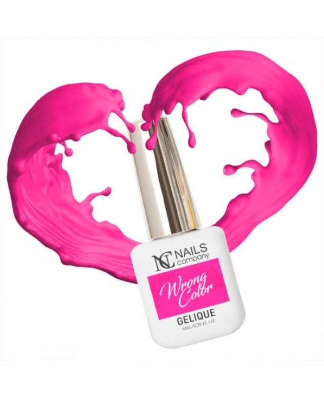 Nc Nails Ημιμόνιμα Χρώματα Wrong Color 6ml