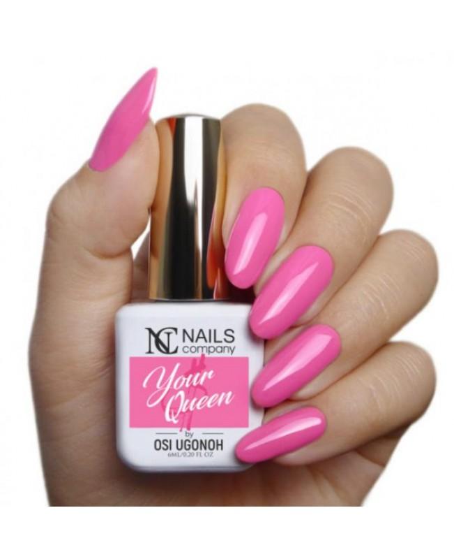 Nc Nails Ημιμόνιμα Χρώματα Your Queen 6ml